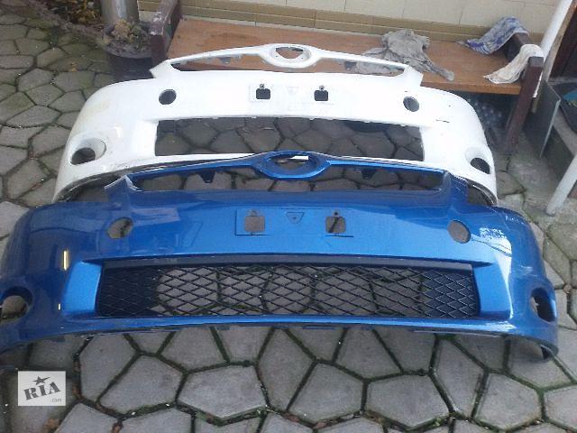 продам Б/у бампер передний для 2010-12 год б.у оригинал Toyota Auris 2011 бу в Броварах
