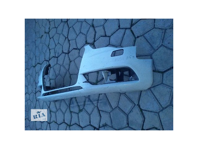 продам Б/у бампер передний для S line Audi A5 2013 бу в Броварах