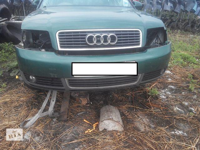 купить бу Б/у бампер передний для легкового авто Audi A4 2003 в Львове