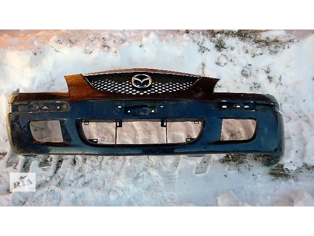 продам Б/у бампер передний для легкового авто Mazda 626 1999 бу в Тернополе