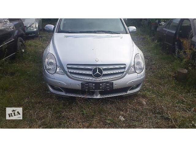 продам Б/у бампер передний для легкового авто Mercedes R-Class бу в Львове