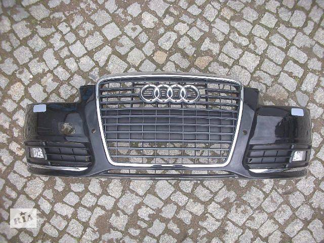 купить бу б/у Бампер передний Легковой Audi A6 в Луцке
