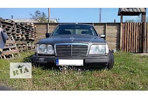 б/у Бамперы передние Mercedes 124