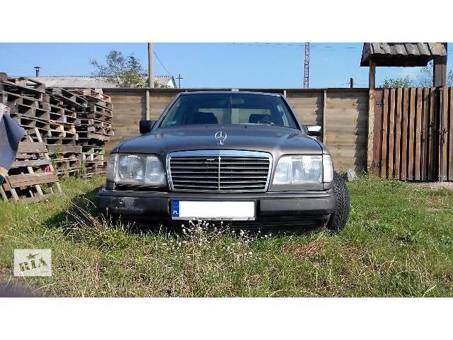 бу б/у Бампер передний Легковой Mercedes 124 в Луцке