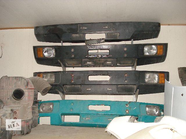 бу Б/у бампер передний с фарами для грузовика Mercedes 814, 1117, 1320 в Харькове