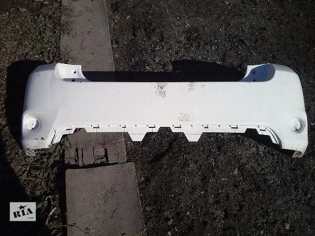 продам Б/у бампер задний для 2010-12 год б.у оригинал Toyota Auris 2011 бу в Броварах
