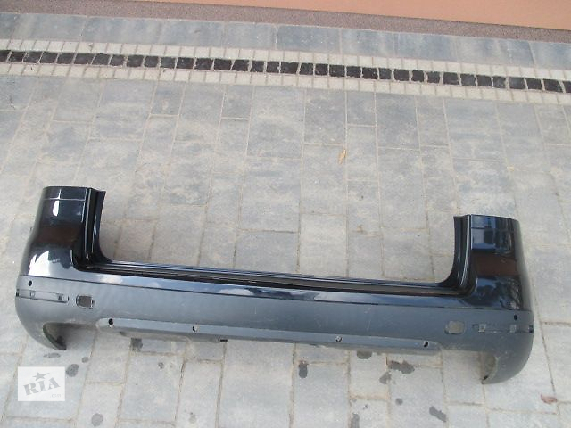 продам Б/у бампер задний для легкового авто Volkswagen Touareg 2004 бу в Тернополе