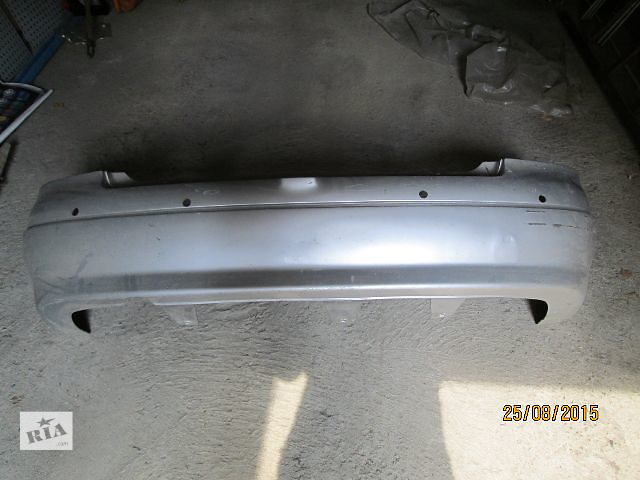 продам Б/у бампер задний для хэтчбека Opel Astra G бу в Стрые