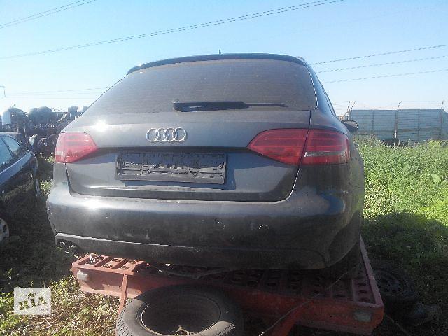 продам Б/у бампер задний для универсала 8k5807303a  Audi  2010 бу в Львове