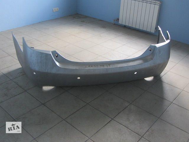 купить бу Б/у бампер задний на Toyota Camry40 в Киеве
