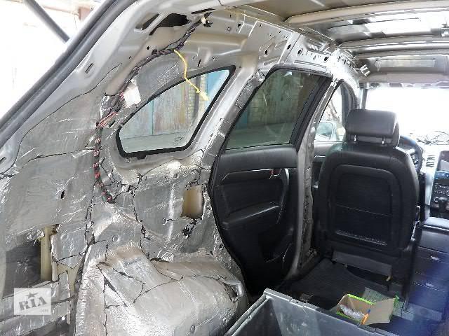 б/у Безопасность: аэрбег салона по всему кузову с 2-х сторон Легковой Chevrolet Captiva 2007- объявление о продаже  в Киеве