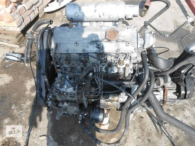 купить бу Блок двигателя Fiat Ducato (Фиат Дукато) 1.9D в Киеве