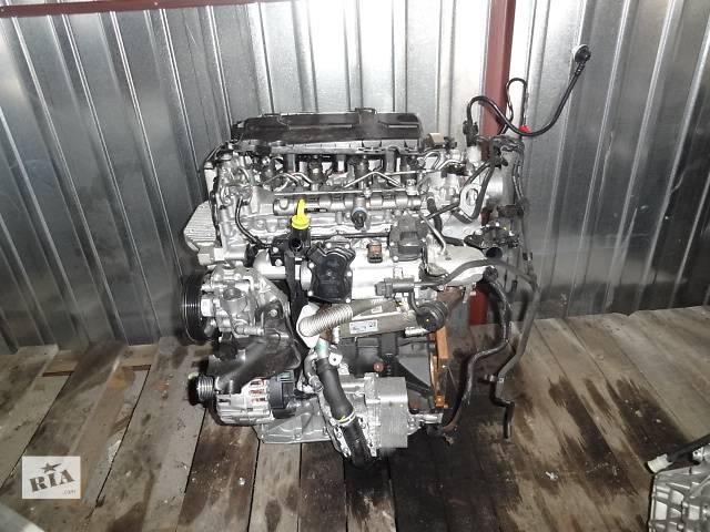 двигателя Renault Master