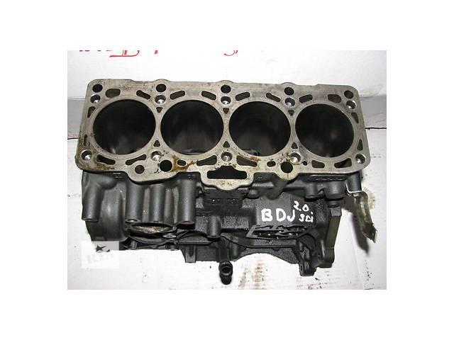бу б/у Блок двигателя Volkswagen Caddy 2.0 SDI BDJ в Киеве