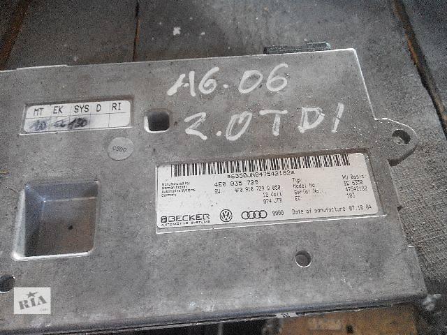 б/у Блок электронный  VAG Audi A6   Легковой Audi A6 2006- объявление о продаже  в Львове
