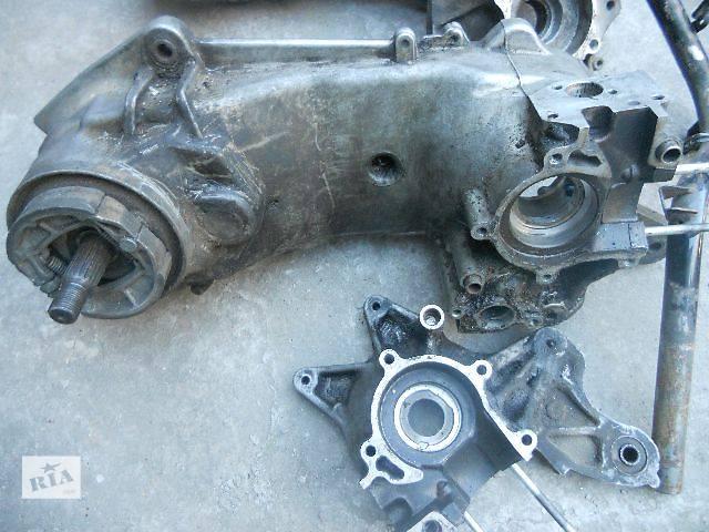бу б/у блок картеров Мото Suzuki Sepia Мопед 1996 в Никополе (Днепропетровской обл.)