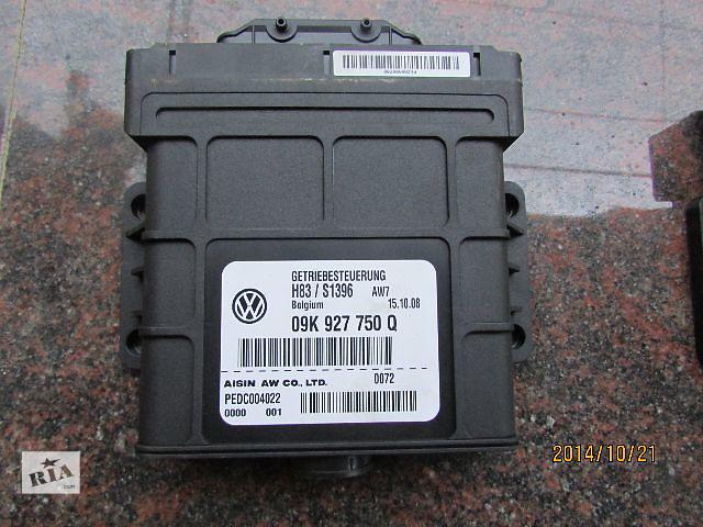 продам Б/у Блок управления АКПП Автомат коробкою 09K927750Q до VW T5 Transporter Caravella Multivan 2008р бу в Ужгороде