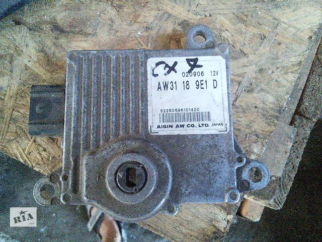 Б/у блок управления для седана Mazda CX-7  AW31-18-9E1D - объявление о продаже  в Одессе