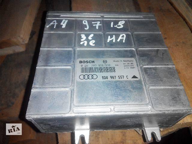 продам б/у Блок управления двс для Ауди А4 1.8 ADR 8d0907557c Легковой Audi A4 1999 бу в Львове