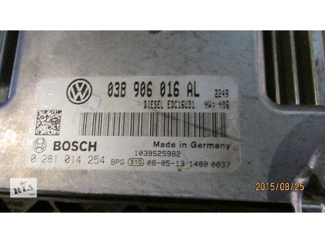 продам 038906016AL Блок управления двигателем для легкового авто Volkswagen T5 (Transporter) 2008 бу в Хусте