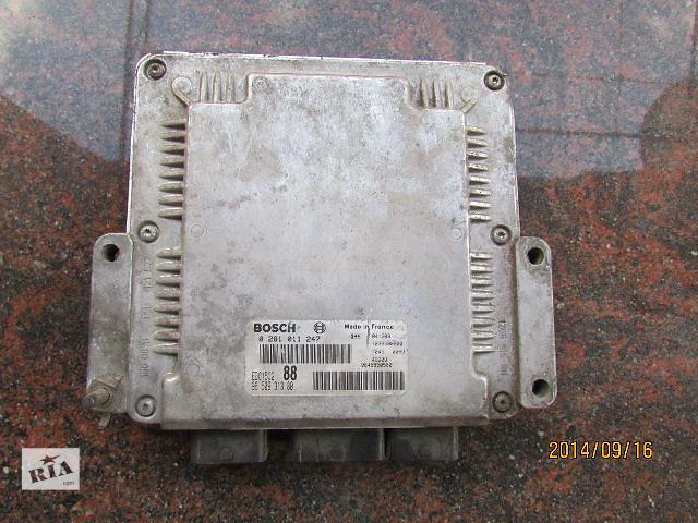 Б/у Блок управления двигателем BOSCH 0281011247 9650931380 Peugeot Expert 2.0HDi 2005р- объявление о продаже  в Ужгороде