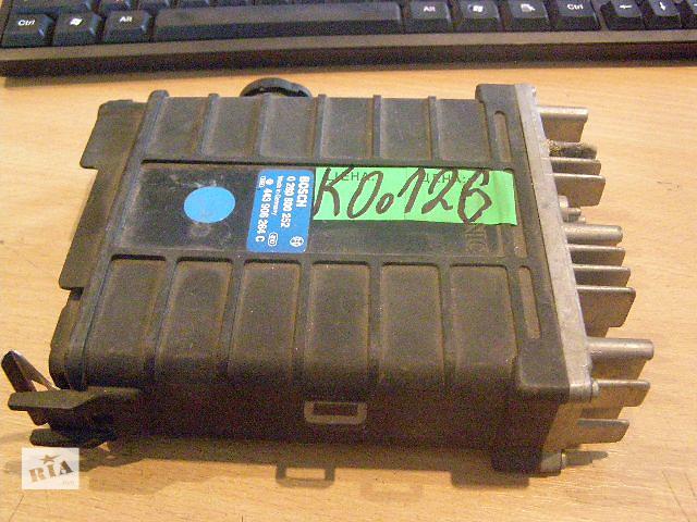 бу Б/у блок управления двигателем для легкового авто Audi 80 2.3i 0280800252 443906264C в Новой Каховке