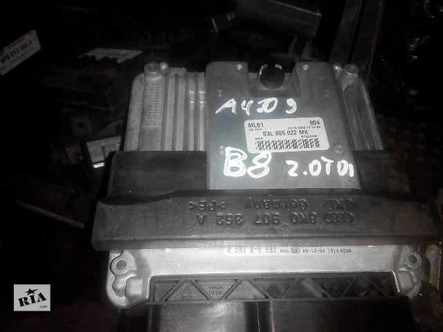 продам Б/у блок управления двигателем для легкового авто Audi A4 2010 бу в Львове
