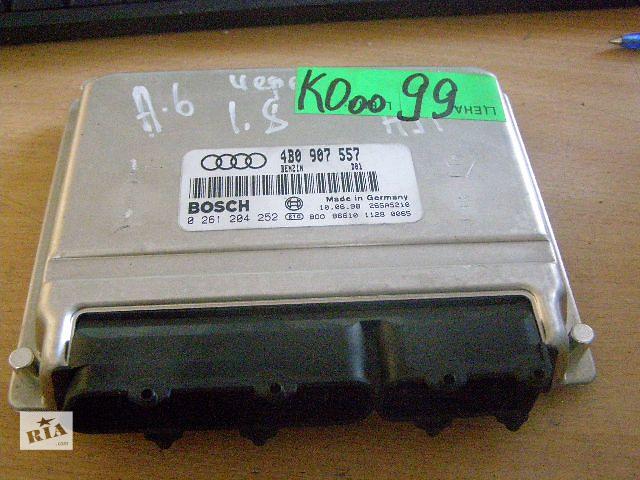 бу Б/у блок управления двигателем для легкового авто AUDI A6 1.8 AJP 0261204252 в Новой Каховке