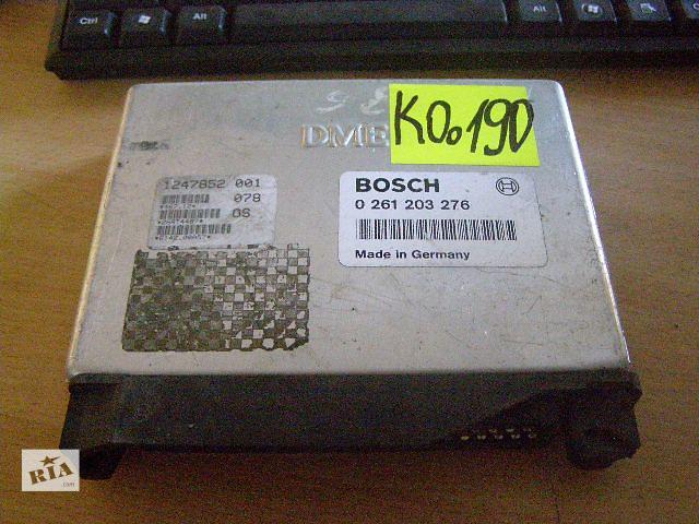 купить бу Б/у блок управления двигателем для легкового авто BMW 3 Series 0261203276 1.6 в Новой Каховке
