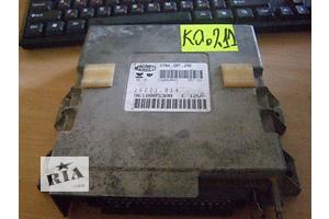 б/у Блоки управления двигателем Citroen Xantia