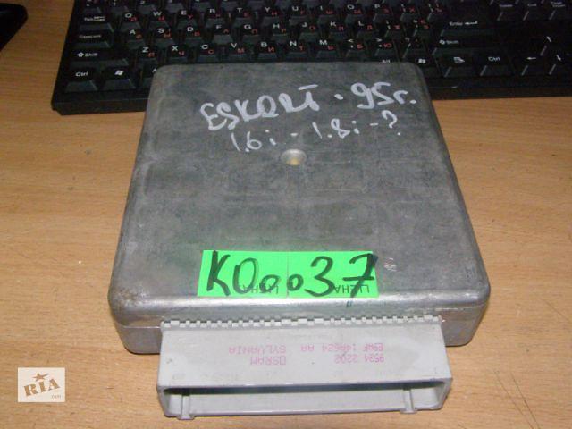 купить бу Б/у блок управления двигателем для легкового авто Ford Escort 1.4 95AB12A650PC в Новой Каховке