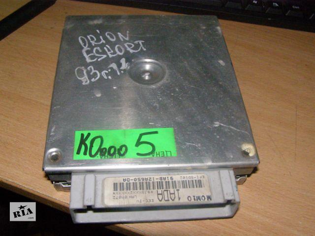 купить бу Б/у блок управления двигателем для легкового авто Ford Escort 91AB12A650DA 1.4 в Новой Каховке