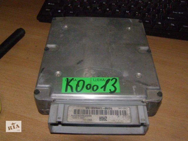 купить бу Б/у блок управления двигателем для легкового авто Ford Fiesta 1.4 92AB12A650GA в Новой Каховке