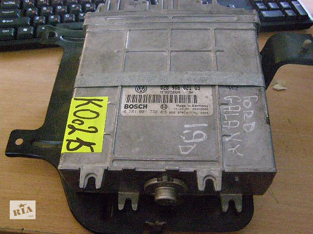продам Б/у блок управления двигателем для легкового авто Ford Galaxy 1.9D 0281001738  028906021GS бу в Новой Каховке