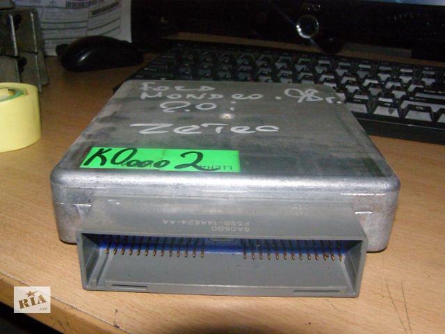 продам Б/у блок управления двигателем для легкового авто Ford Mondeo 98BB12A650BTF 2.0i zetee бу в Новой Каховке