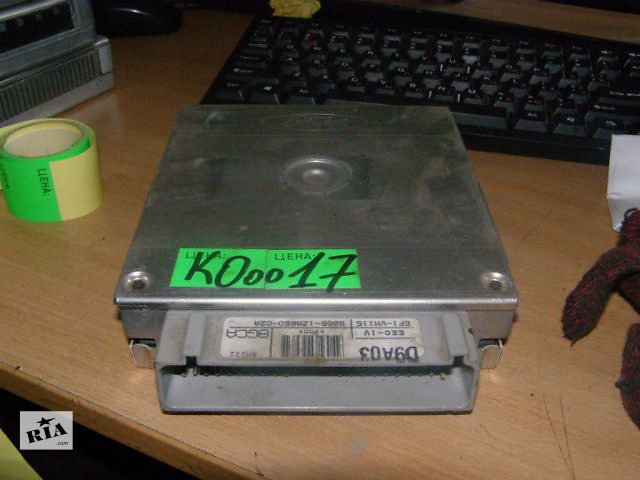 продам Б/у блок управления двигателем для легкового авто Ford Sierra 88GB12A650C2A бу в Новой Каховке