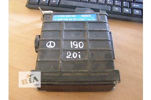 б/у Блок управления двигателем Mercedes 190