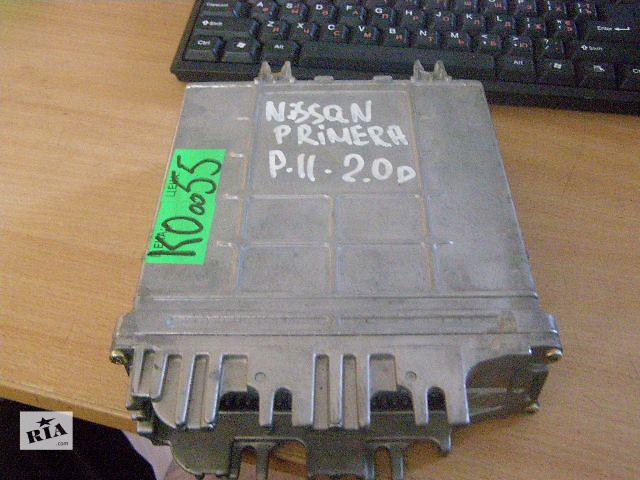 купить бу Б/у блок управления двигателем для легкового авто Nissan Primera  P11 2.0D 0281001629 в Новой Каховке