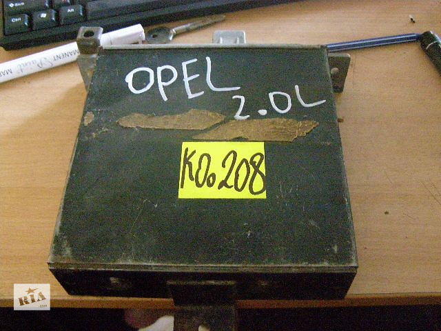 бу Б/у блок управления двигателем для легкового авто Opel Kadett 2.0 0280000159 в Таврийске