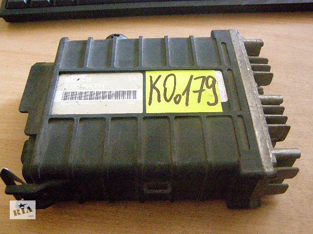бу Б/у блок управления двигателем для легкового авто Peugeot 206 0280000724 1.4 в Новой Каховке