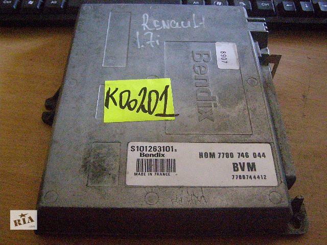 купить бу Б/у блок управления двигателем для легкового авто Renault 19 1.7i S101263101 в Новой Каховке