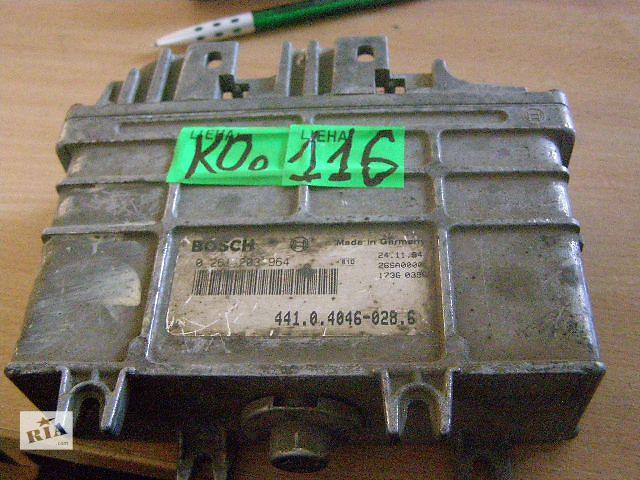 купить бу Б/у блок управления двигателем для легкового авто Skoda Felicia 1.3 0261203964  в Новой Каховке