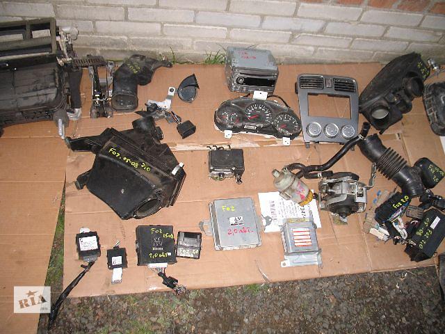 бу Б/у блок управления двигателем для легкового авто Subaru Forester 2006 в Луцке
