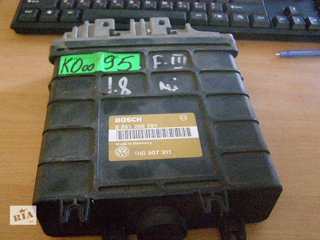 продам Б/у блок управления двигателем для легкового авто Volkswagen  GOLF III 1.8mi 0261200701 АВТОРАЗБОРКА АЛЬЯНС бу в Новой Каховке