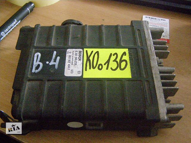 продам Б/у блок управления двигателем для легкового авто Volkswagen PASSAT B4 2.0i 0261200228 бу в Новой Каховке