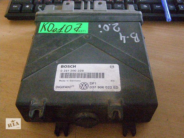 купить бу Б/у блок управления двигателем для легкового авто Volkswagen PASSAT B4 2.0i 0261200328 в Таврийске