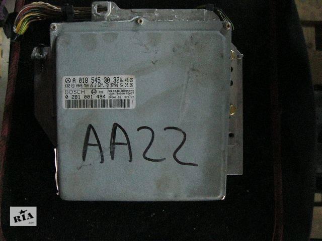 продам б/у Блок управления двигателем Легковой Mercedes E W210 1999 бу в Киеве