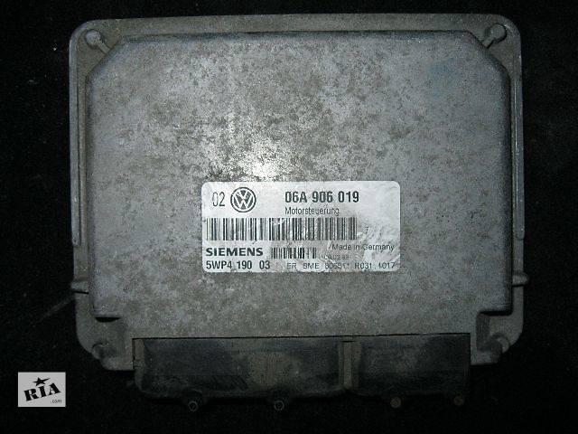 б/у Блок управления двигателем Легковой Volkswagen Golf IV 1999- объявление о продаже  в Киеве