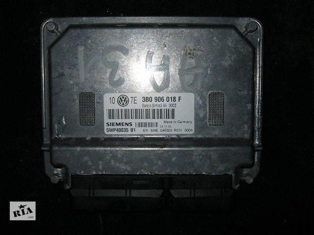 б/у Блок управления двигателем Легковой Volkswagen Passat B5+ 2001- объявление о продаже  в Киеве