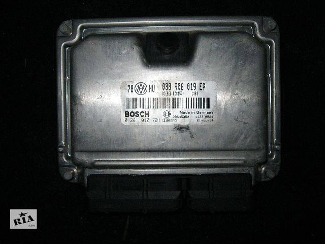 купить бу б/у Блок управления двигателем Легковой Volkswagen Passat B5 GP 2002 в Киеве